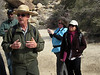 Ranger's story continues; directors Mair, Boldman, and Reyes look on.