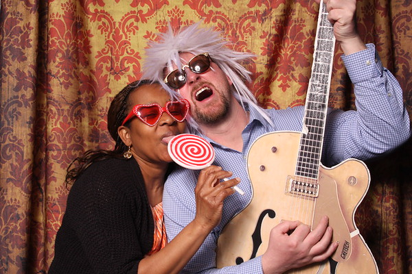 Sierra Construction Photo Booth