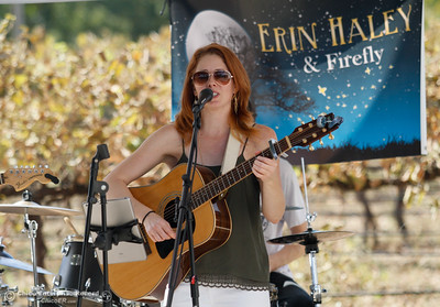 At Nesseré Vineyards during the Sierra Oro Farm Trail Passport Weekend Saturday October 8, 2016 in Chico, California. (Emily Bertolino -- Enterprise-Record)
