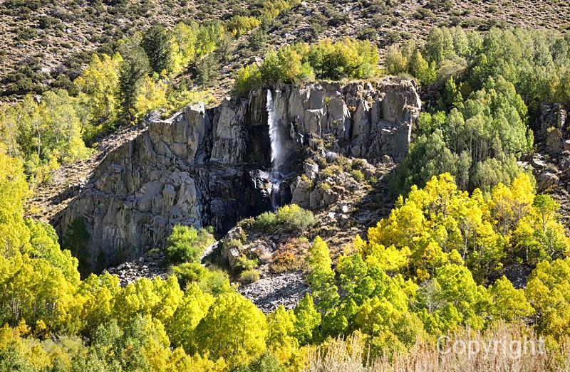 South Lake Falls