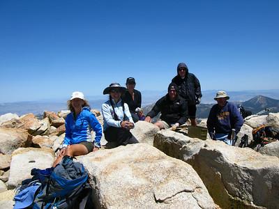 Cirque Peak, 12525, Trailmaster; 06-19-2010