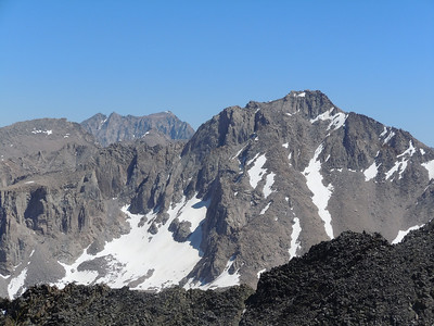 University Peak and Williamson in the background