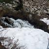 water runoff from snow melt