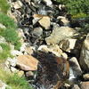 creek flowing over rocks