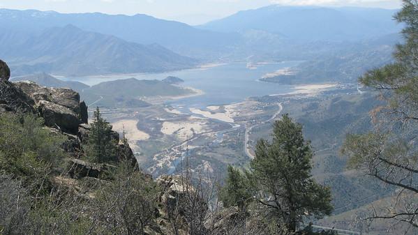 view of Lake Isabella