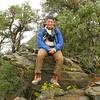 Tom on the summit