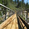 Little Kern Horse Bridge