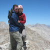 nice couple - she took our summit photos for us