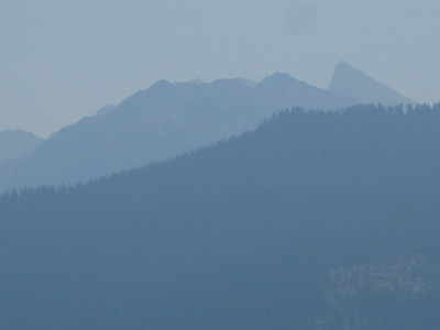 Sawtooth from Moro Rock