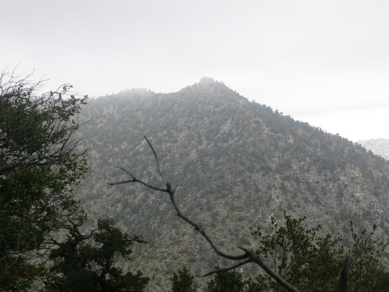 Mount  Jenkins