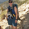 who has the cooler shades - Tracy and hike-a-ride companion