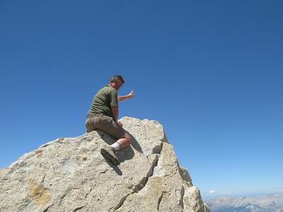Mt. Silliman and Sawtooth Peak 08 01-02 2009