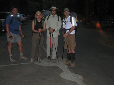Tom B., Becky B., Art E., and Tom K.