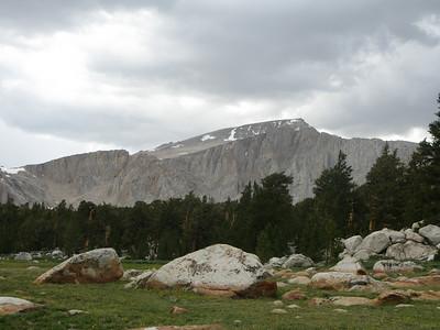 Mt Langley