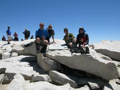 Mt. Whitney(x28) 7-5-2010