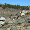 on the PCT