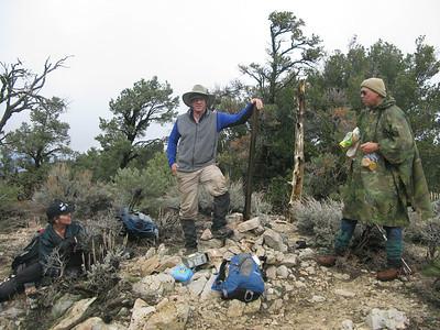 Pinyon Peak 01-24-2009