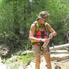 Lisa getting more water