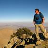 Tomcat on summit