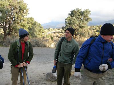 Jill, Sam, and David