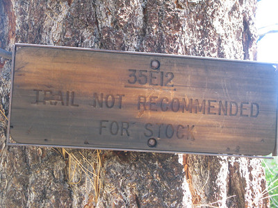 sign at Little Manter Meadow