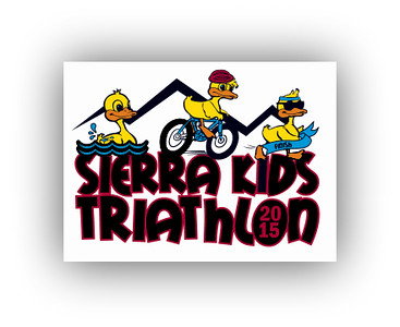 Sierra Kids Triathlon 2015