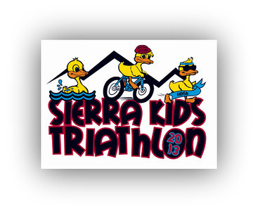 Sierra Kids Triathlon 2013