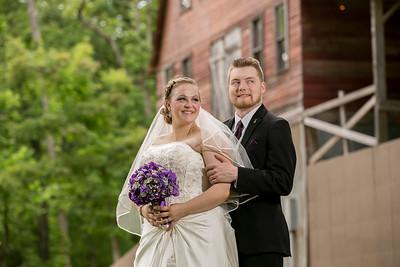 Sierra + Matthew {Wedding}