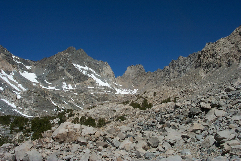 Dragon Peak, 12,955 and Dragon Tooth come into view.