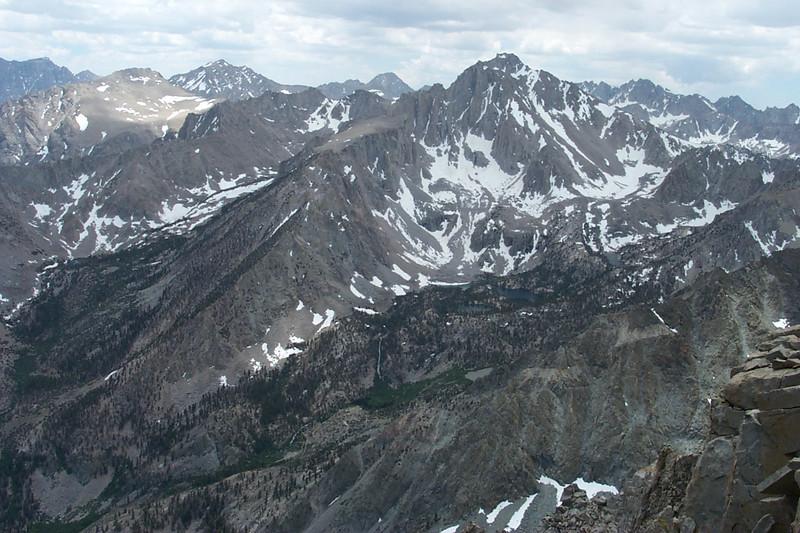 University Peak, 13,632 feet