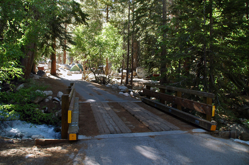 Back at the campground, almost back to the truck. This was my first hike in the Serria this year, plan to do a lot more this season.<br /> <br /> THE END