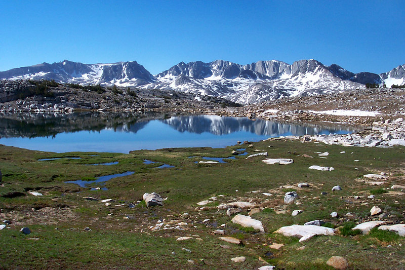 One last shot of Square Lake.