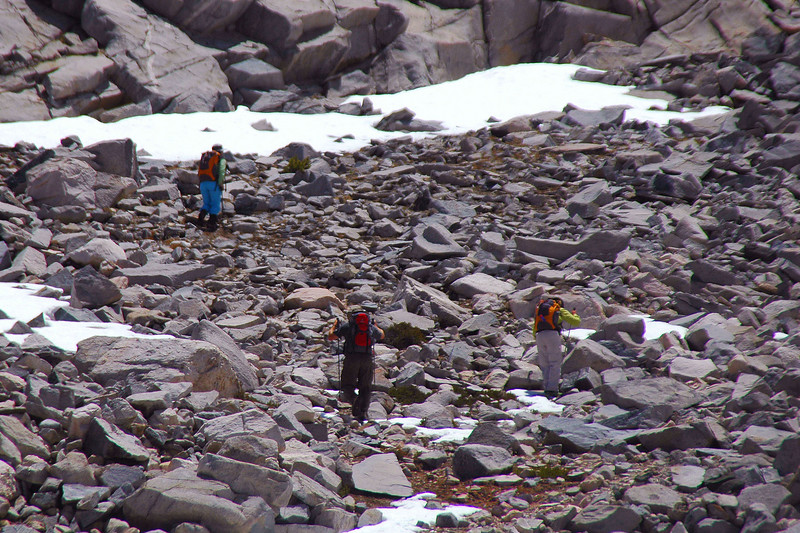 Zoomed in Cori, Lewis and Sooz further up.