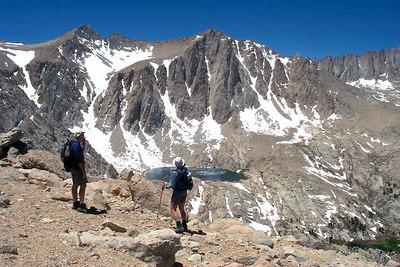Lone Pine Peak 6/11/04 - 6/13/04