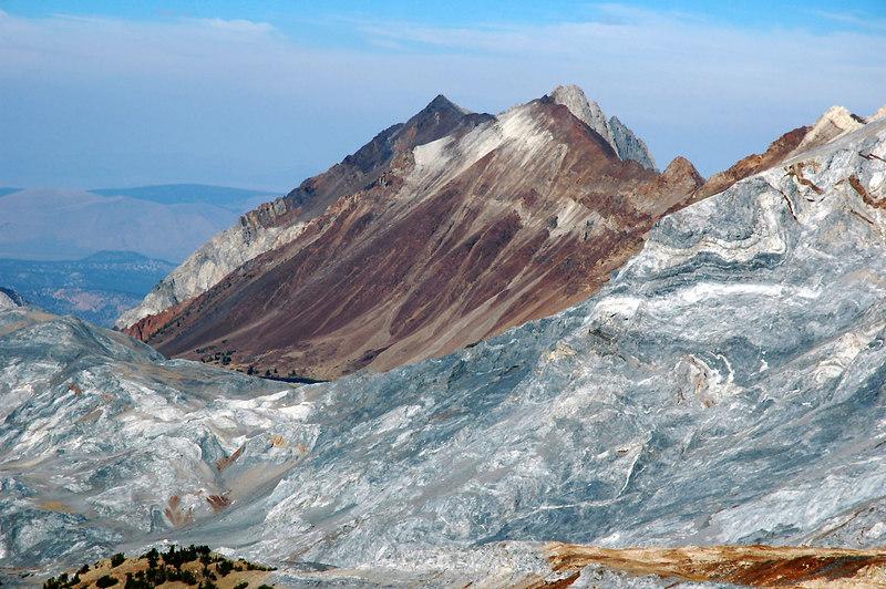 Mount Morrison 12,277 feet.