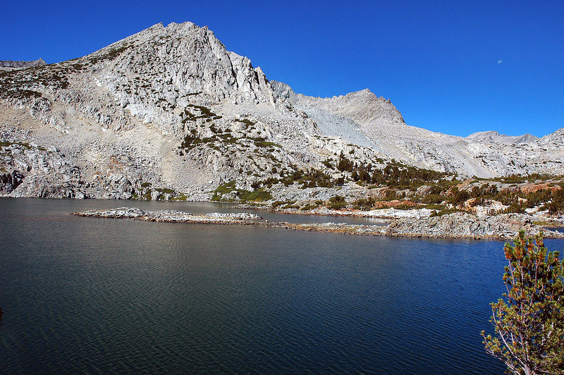 Saddlerock Lake at 11,100'.