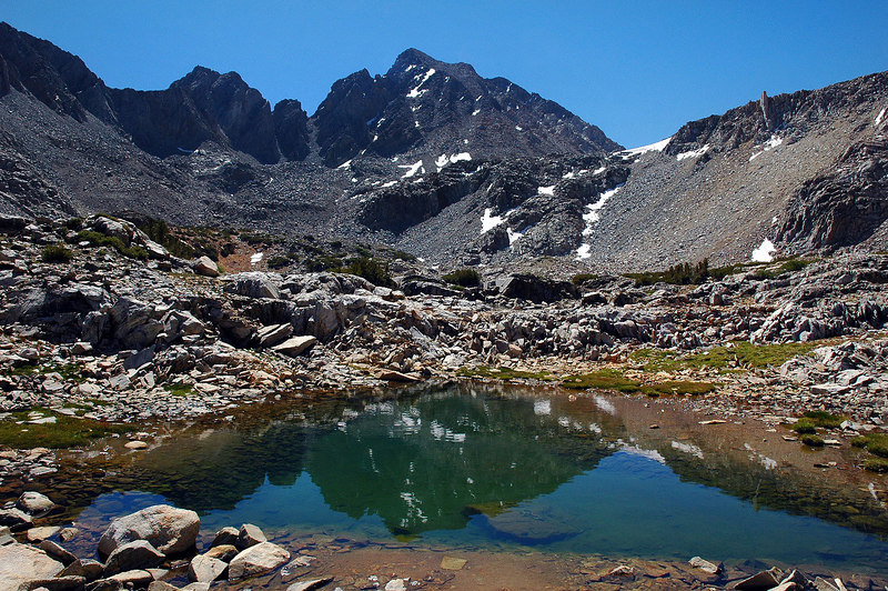 Mt Agassiz 13,893', this one is on the list.