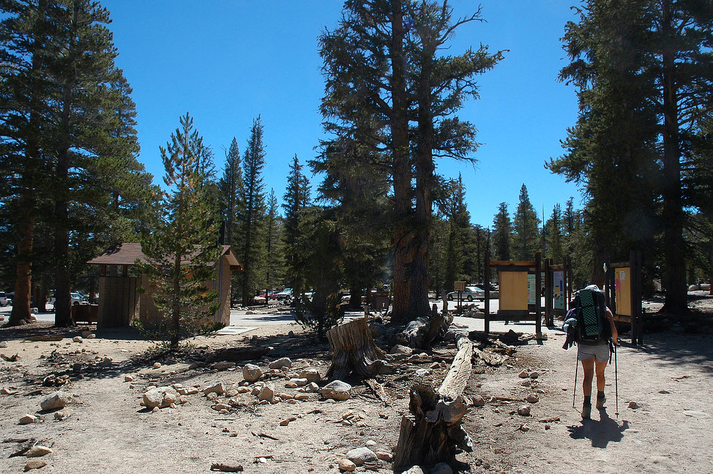 Back at the trailhead. The end to another great hike. <br /> <br /> THE END