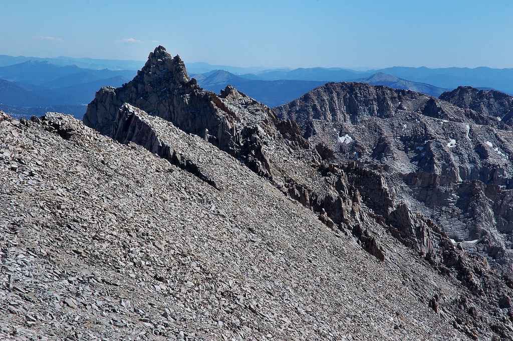 Mount Muir at 14,015'.