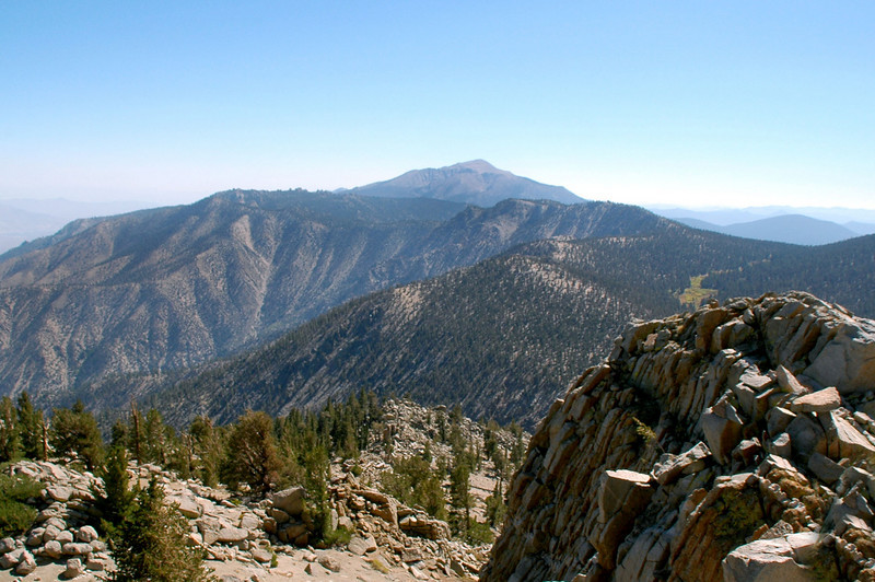 Olancha Peak to the south.