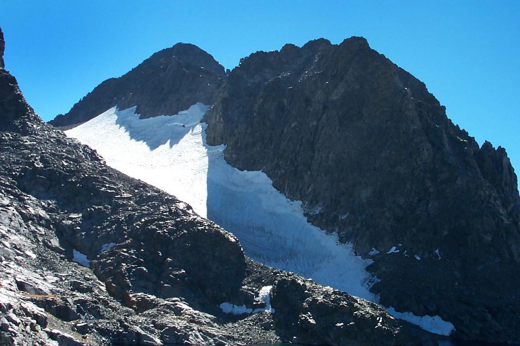 Mount Ritter 13,157'.