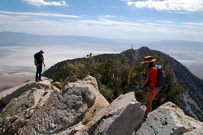Timosea Peak 8/30/08