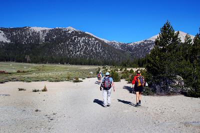 Trailmaster Peak 6/16/07