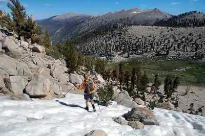 Trailmaster Peak 6/27/09