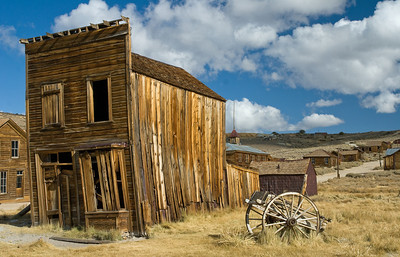 Bodie Fall 2009