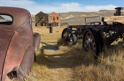 Bodie Fall 2012
