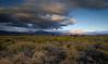 Sunrise, Owens Valley north of Bishop