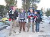 TrailBud, Ryan, DodgerBill55 and Rebecca head out