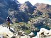 Above Hopkins Pass (photo ctsy of Trailtrekker)