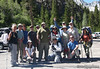 TT, Mozark, Ladyhiker, Mary, Nathan, WW, David, Alexandra, Davis, Navi, Nancy, Hodge, Phil, Snowy